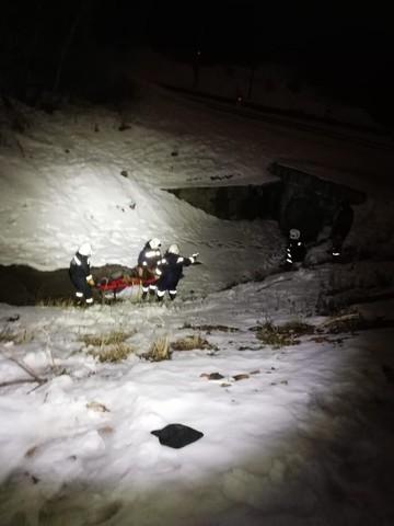 Спасатели нашли 58-летнего мужчину на дне оврага в Казани