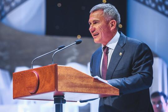 Минниханов набирает 88,6% голосов на выборах президента Татарстана