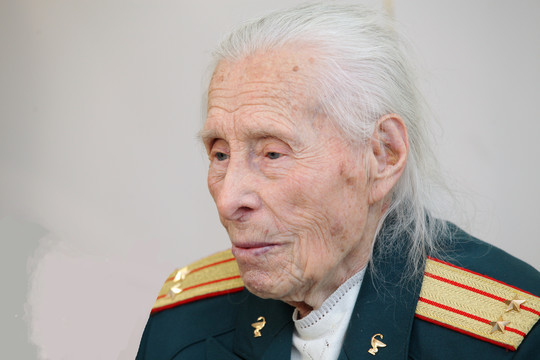 Легенда татарстанского здравоохранения Татьяна Емелина отметила 99-летие