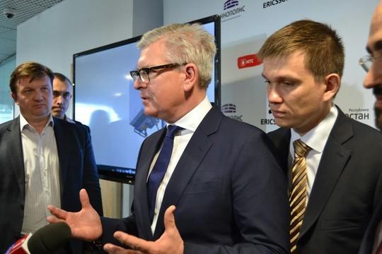 МТС и«КамАЗ» начнут общую работу поразвитию беспилотного транспорта