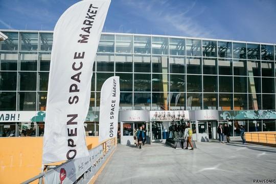 Очередной весенний Open Space Market пройдет 2 и 3 марта на Казанском ипподроме