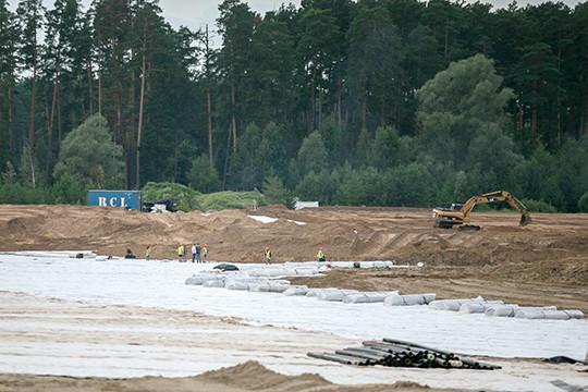 Казань потратит 7 млн руб. на200 тыс. елок для озера Лебяжье