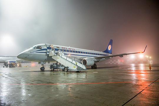 Рейс Казань— Минск открыт. Слетать туда иобратно стоит 15 000 руб.