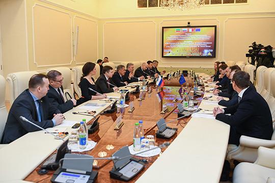 Посол Мальты вРФ анонсировал открытие почетного консульства вКазани