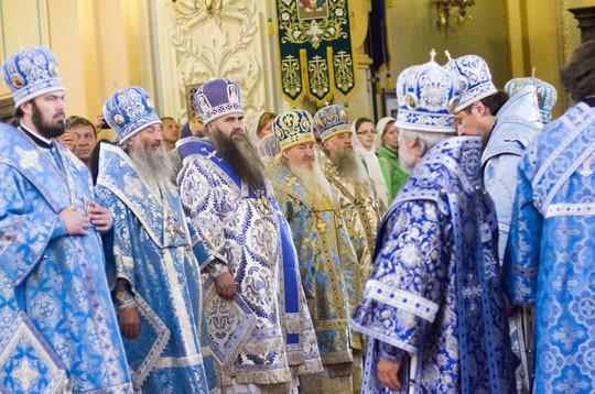 Назначен временный управляющий Казанской епархией