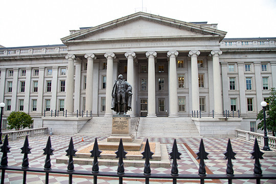 В «кремлёвском докладе» министра финансов США содержится секретная часть