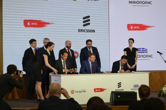 МТС развернет сети для беспилотного транспорта «КамАЗа»