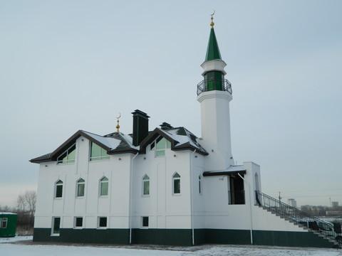 19ноября вЧелны наоткрытие новейшей мечети прибудет муфтий Татарстана