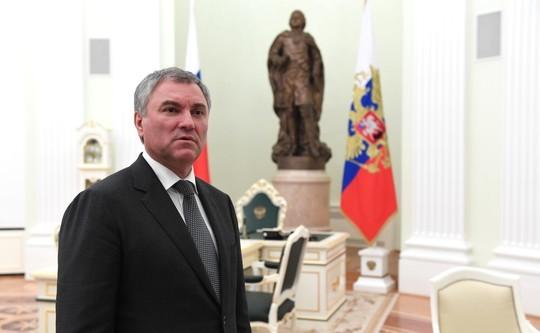 Володин поручил аннулировать пропуск депутата, не прошедшего карантин после посещения Франции