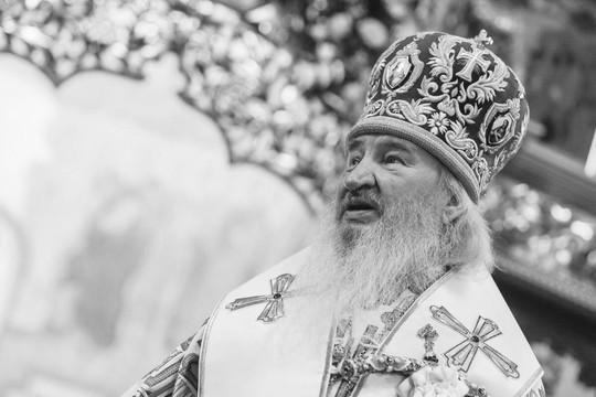 Умер митрополит Казанский и Татарстанский Феофан
