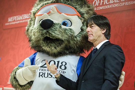 Германия победит вчемпионате мира пофутболу