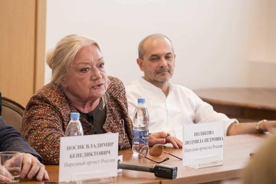 Актриса Малого театра в Казани: «Я посмотрела несколько спектаклей Серебренникова и Богомолова. Больше не пойду!»