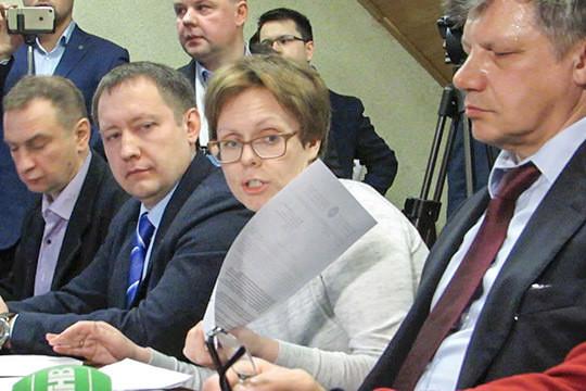 Вахитовский райсуд оштрафовал активистку вкладчиков ТФБ Александру Юманову на 10 000 руб.