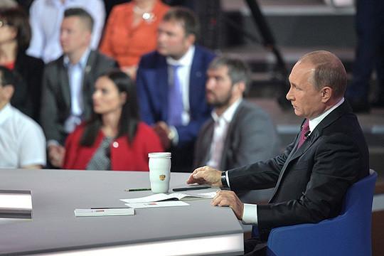 Путин прокомментировал несогласованную акцию протеста в столицеРФ 12июня