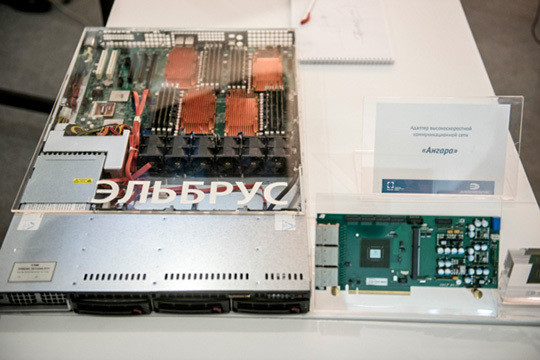 Представлены первые компьютеры на русском процессоре «Эльбрус-8С»