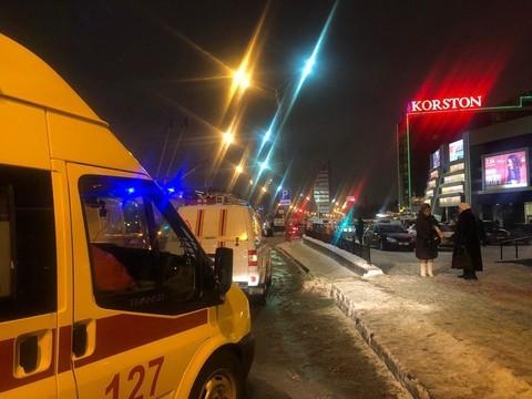 В Казани «заминировали» «Корстон»