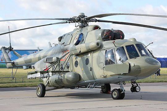 «Вертолеты России» поставили Минобороны партию модернизированных Ми-8