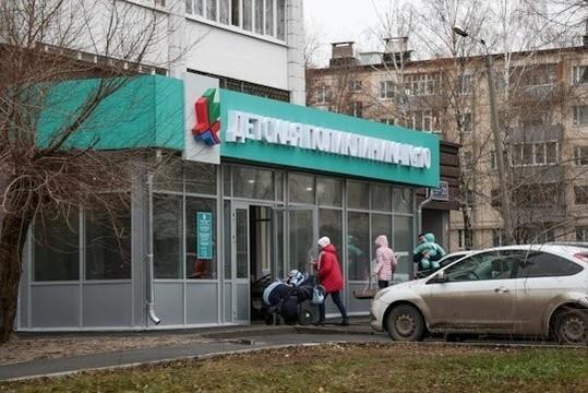 ВКазани после капремонта открыли детскую больницу наСафиуллина