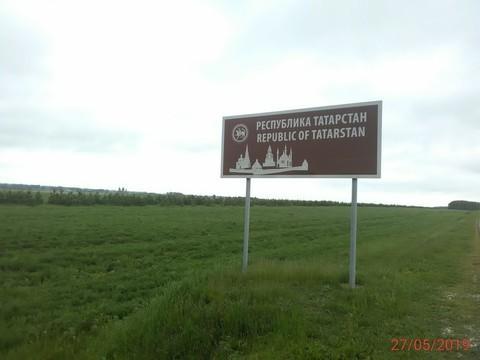 Путешественник, едущий из Краснодарского края в Челны на велосипеде, добрался до Татарстана