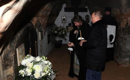 «МБХ медиа»: У «духовника Путина» нашли коронавирус