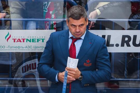«Ак Барс» продлит контракт с Квартальновым после карантина