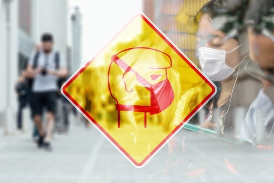Власти Китая назвали еще один способ передачи нового коронавируса