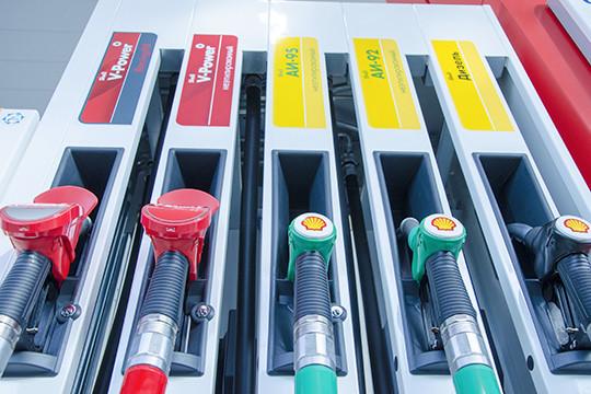 В Российской Федерации замедлился рост цен набензин