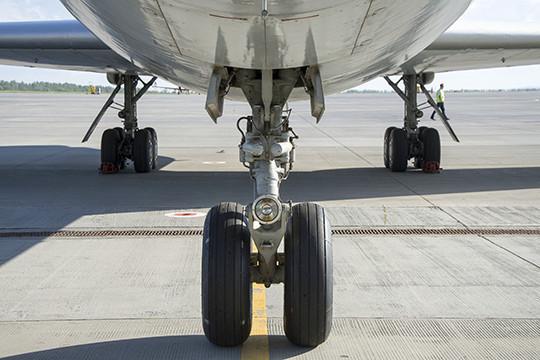 Летевший в российскую столицу самолет экстренно сел вКазани