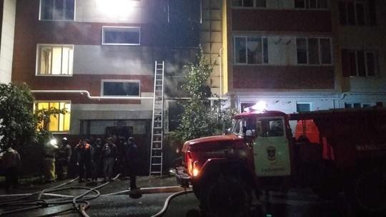 Названа предварительная причина пожара с двумя погибшими в Пестречинском районе