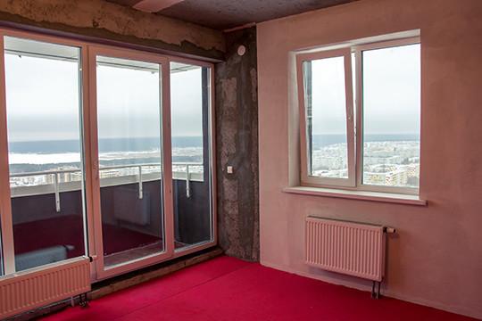 Аренда малометражной квартиры вКазани упала вцене на8,6%