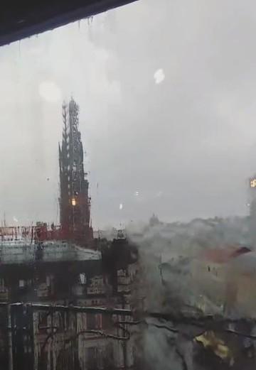 В Казани выпал град с яйцо – фото и видео из соцсетей