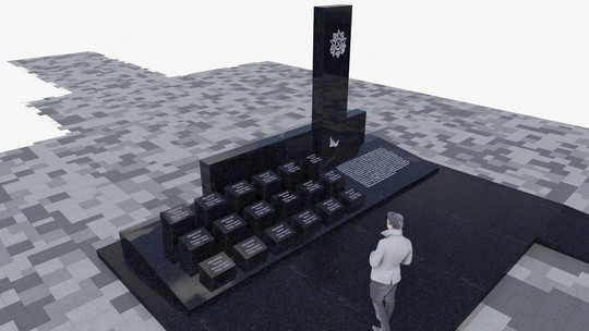 В Нижнекамске появится братская могила с прахом 18 бойцов, павших в бою в Псковской области