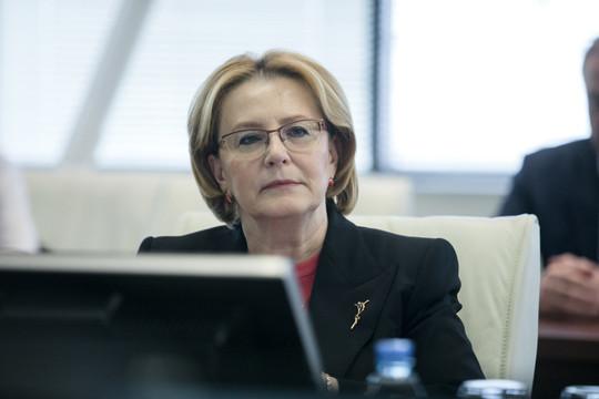 Скворцова заявила, что Россия недалека от пика заболеваемости COVID-19: «До мая мы точно будем на плато»