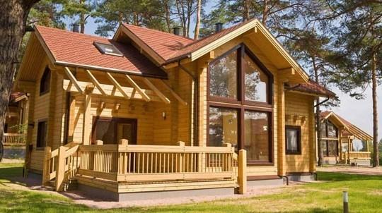 Один из лидеров деревянного домостроения из Финляндии объявил о снижении цен в Татарстане
