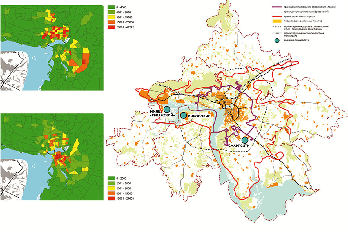 схема развития второй ветки казанского метро
