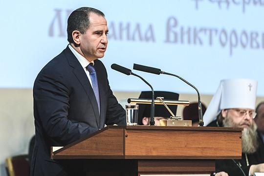 Уход полпреда Холманских вКремле считают «очень возможным»