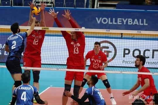 Казань примет чемпионат мира по волейболу