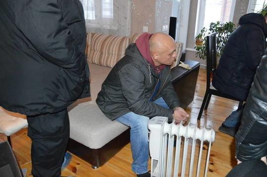 ВКазани банк ограбил фитнес