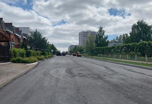 В Челнах подвели итоги тендера на ремонт дорог, работы по которому идут уже месяц