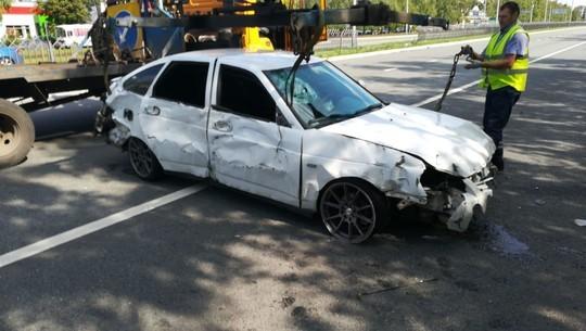 В Челнах задержали пьяного водителя, который за два года 33 раза нарушил ПДД