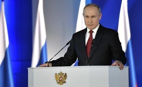 Обращение Путина к нации: нерабочая неделя и другие решения