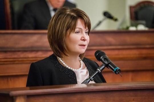 Однокурсницу Путина назначили главой экономической коллегии Верховного суда. У нее нет опыта в арбитраже