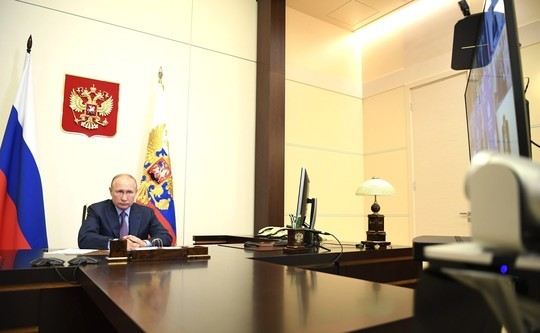 Путин возмутился докладом губернатора об экокатастрофе под Норильском: «И закончил! А что делать-то?»