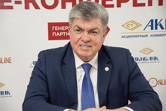 Мэр Челнов Наиль Магдеев ответит на вопросы читателей «БИЗНЕС Online»