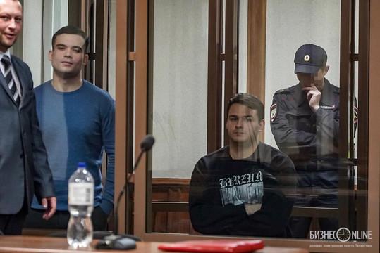 Казанские неонацисты получили более 55 лет лишения свободы за убийство студента из Чада