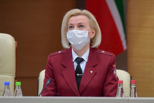 Патяшина рассказала, когда будут возможны новые послабления ограничений в Татарстане