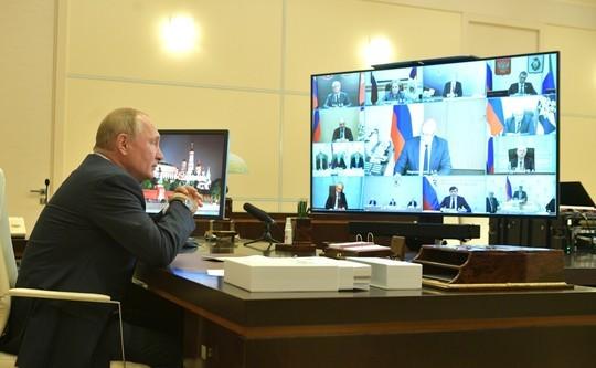 Путин отчитал правительство за неисполнение прошлогоднего поручения: «Я же просил!»