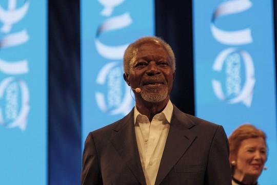 Скончался прежний  генсек  ООН Кофи Аннан