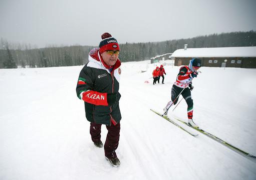 Сборная Татарстана завоевала Кубок России по лыжным гонкам