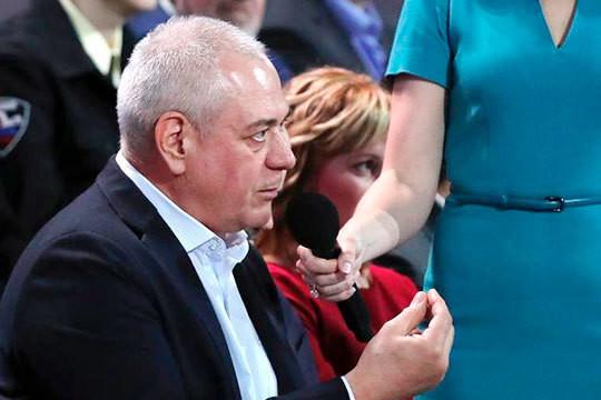 Скончался журналист Сергей Доренко